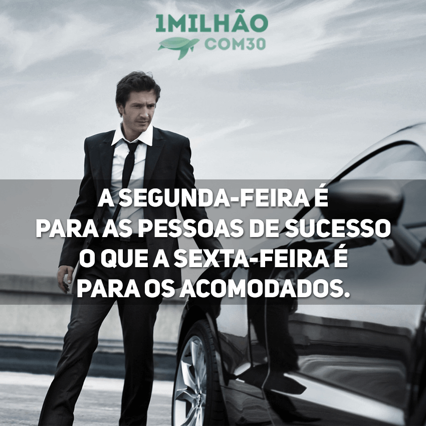 Read more about the article Se não gosta, mude!